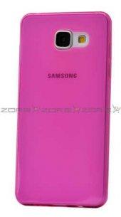 Galaxy A5 2016 Kılıf Zore Ultra İnce Silikon Kapak 0.2 mm-5