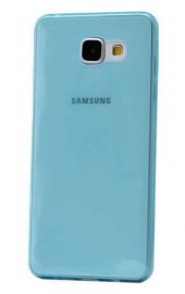 Galaxy A5 2016 Kılıf Zore Ultra İnce Silikon Kapak 0.2 mm-6