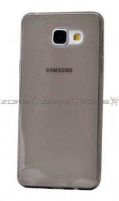 Galaxy A5 2016 Kılıf Zore Ultra İnce Silikon Kapak 0.2 mm-7