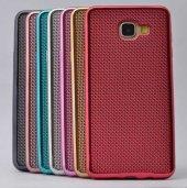 Galaxy A7 2016 Kılıf Zore Hasırlı Silikon-3