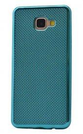 Galaxy A7 2016 Kılıf Zore Hasırlı Silikon-8