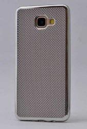 Galaxy A7 2016 Kılıf Zore Hasırlı Silikon-10