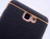 Galaxy A7 2016 Kılıf Zore Simli Sude Silikon-2