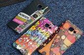 Galaxy A7 2016 Kılıf Zore Şehirli Desenli Silikon-3