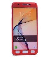 Galaxy A7 2017 Kılıf Zore 360 3 Parçalı Rubber Koruma-3