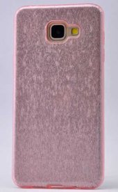 Galaxy A8 2016 Kılıf Zore Shining Silikon