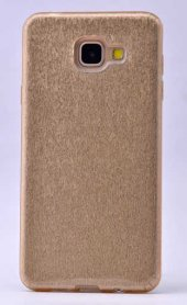 Galaxy A8 2016 Kılıf Zore Shining Silikon-2