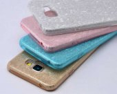 Galaxy A8 2016 Kılıf Zore Shining Silikon-3