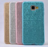Galaxy A8 2016 Kılıf Zore Shining Silikon-4