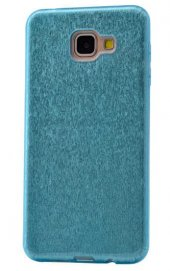 Galaxy A8 2016 Kılıf Zore Shining Silikon-6