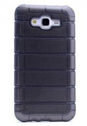 Galaxy Grand Prime G530 Kılıf Zore Çizgili Motomo Kapak-3