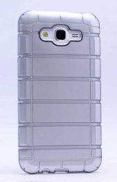 Galaxy Grand Prime G530 Kılıf Zore Çizgili Motomo Kapak-8