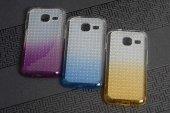 Galaxy J1 Mini Kılıf Zore Renkli Elegance Silikon-3