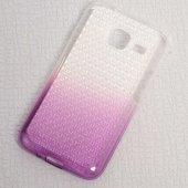 Galaxy J1 Mini Kılıf Zore Renkli Elegance Silikon-5