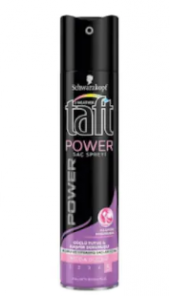 Taft Saç Spreyi 5no Power Mega Güçlü 250ml