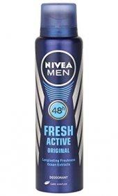 Nıvea Men Fresh Actıve Deodorant