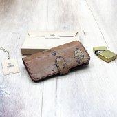 Owl Leather Puhu Asorti Deri Tütün Kesesi Tütün Çantası