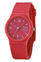Star Time Kırmızı Kız Çocuk Kol Saati