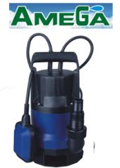 Amega Top S 750 750w 220v Açık Fanlı Pis Su Dalgıç Pompası