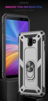 Galaxy J6 Plus Kılıf Zore Vega Silikon-5
