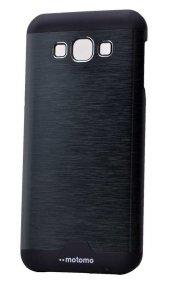 Galaxy J7 2016 Kılıf Zore Metal Motomo Kapak-4