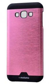 Galaxy J7 2016 Kılıf Zore Metal Motomo Kapak-7