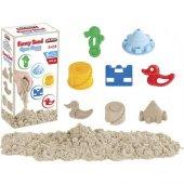 Pilsan Funny Sand Oyun Kumu ve 5 Kum Kalıbı 500 Gram
