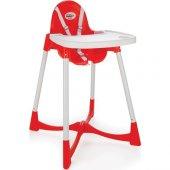 Pilsan Pratik Mama Sandalyesi Kırmızı