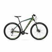 Kross Level 4.0 Dağ Bisikleti Siyah Yeşil