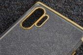 Galaxy Note 10 Plus Kılıf Zore Dört Köşeli Lazer Silikon-2