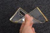 Galaxy Note 10 Plus Kılıf Zore Dört Köşeli Lazer Silikon-3