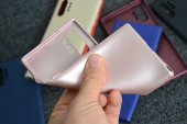Galaxy Note 10 Plus Kılıf Zore Premier Silikon-2