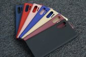 Galaxy Note 10 Plus Kılıf Zore Premier Silikon-4