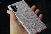 Galaxy Note 10 Plus Kılıf Zore Shining Silikon-2