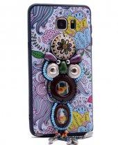 Galaxy Note 5 Kılıf Zore Halhal Silikon-4