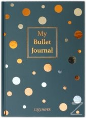 My Bullet Journal Defter (Confetti Mavi)