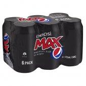 Pepsimax 330ml X 6