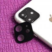 Apple İphone 11 Olix Cp 02 Metal Kamera Koruyucu