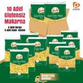 Beşler Glutensiz Makarna Kolisi 10 Adet