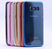 Galaxy S8 Kılıf Zore Lazer Kaplama Silikon-3