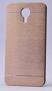 General Mobile 4G Android One Kılıf Zore New Motomo Kapak-4