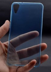 HTC Desire 825 Kılıf Zore Ultra İnce Silikon Kapak-2