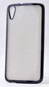 HTC Desire 828 Kılıf Zore Lazer Kaplama Silikon-4