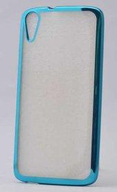 HTC Desire 828 Kılıf Zore Lazer Kaplama Silikon-8