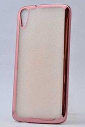 HTC Desire 828 Kılıf Zore Lazer Kaplama Silikon-9