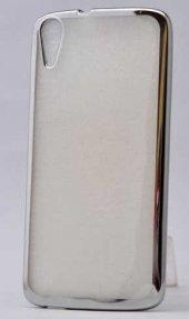 HTC Desire 828 Kılıf Zore Lazer Kaplama Silikon-10