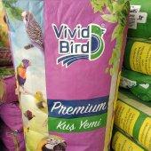 Vivid Bird Ak Darı Muhabbet Kuşu Yemi 20kg