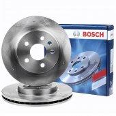 Bosch Opel Astra K 15 İnç Jant Ön Fren Disk...