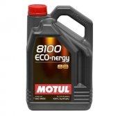 Motul 8100 Eco Nergy 0w30 5lt 100 Sentetik...