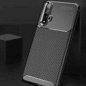 Huawei Honor 20 Kılıf Zore Negro Silikon-2